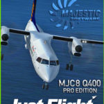 Download Majestic MJC8 Q400 Pro Edition (Aircraft) for Flight Simulator