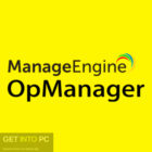 ManageEngine OPManager Enterprise Free Download-GetintoPC.com