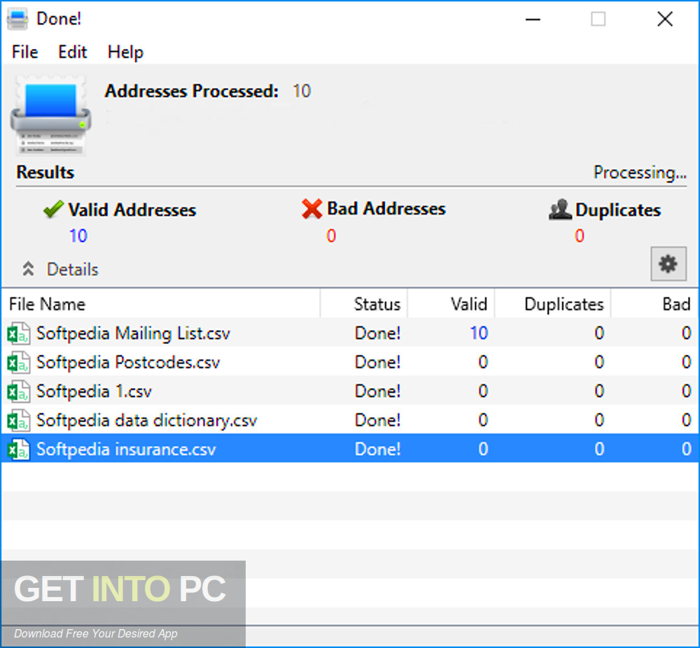 Maxprog eMail Extractor 2019 Latest Version Download-GetintoPC.com