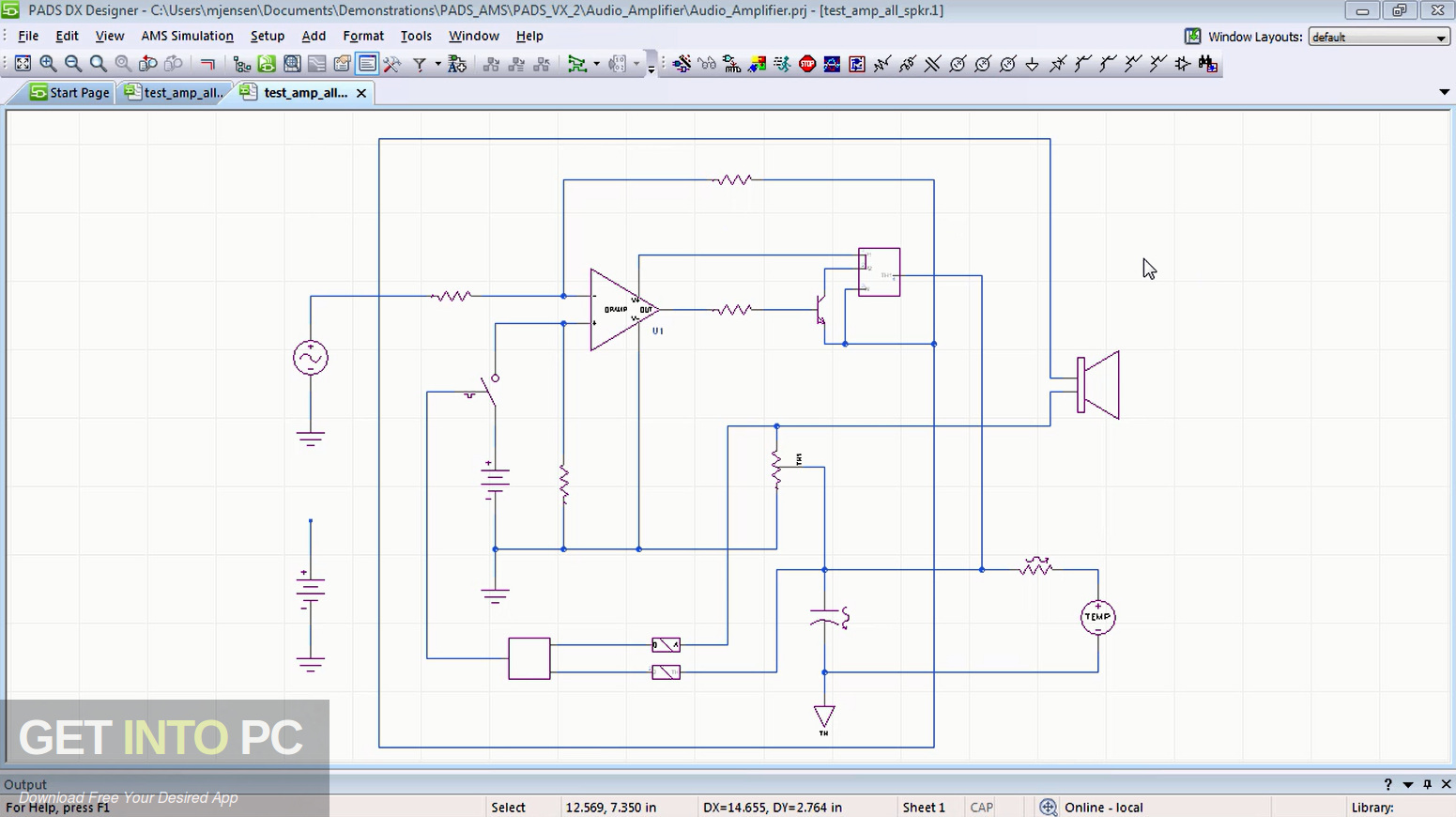 Mentor Graphics PADS Student-Professional VX.2.5 Direct Link Download-GetintoPC.com