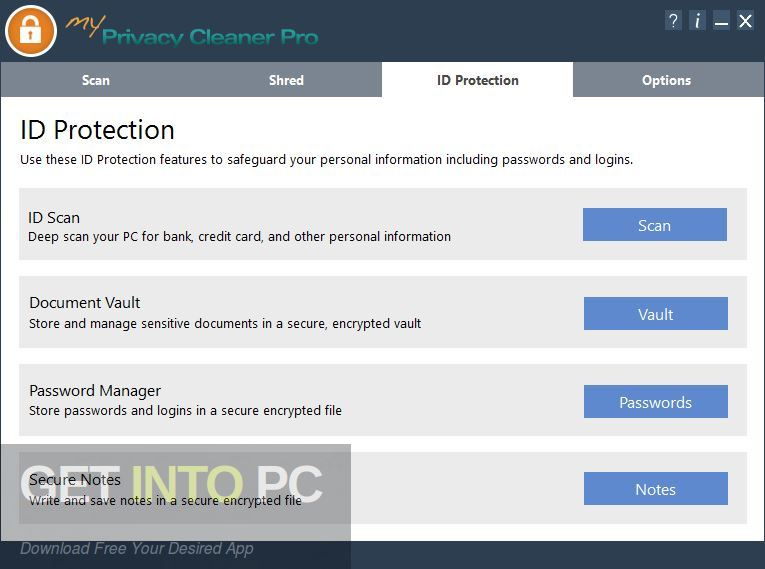 My Privacy Cleaner Pro Offline Installer Download-GetintoPC.com