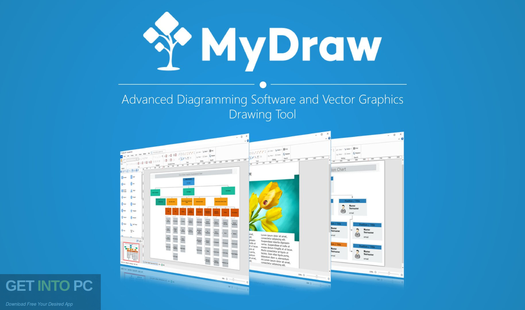 MyDraw Pro 2019 Free Download-GetintoPC.com