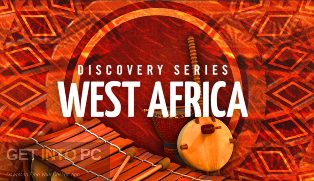Native Instruments - West Africa (Kontakt) Download
