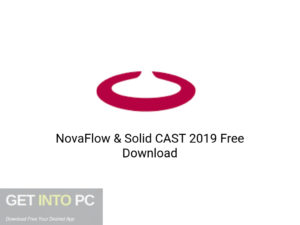 NovaFlow & Solid CAST 2019 Latest Version Download-GetintoPC.com