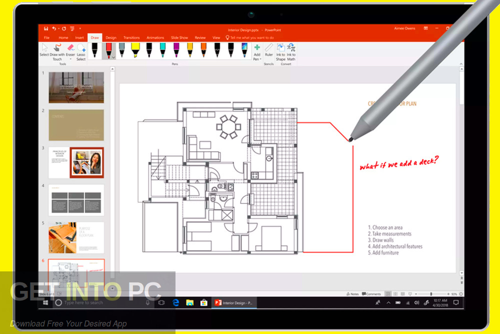 Office 2016 Professional Plus Updated Aug 2019 Latest Version Download-GetintoPC.com