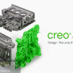 PTC Creo 4.0 M100 + HelpCenter Free Download