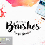 Photoshop Brushes Mega Bundle Free Download