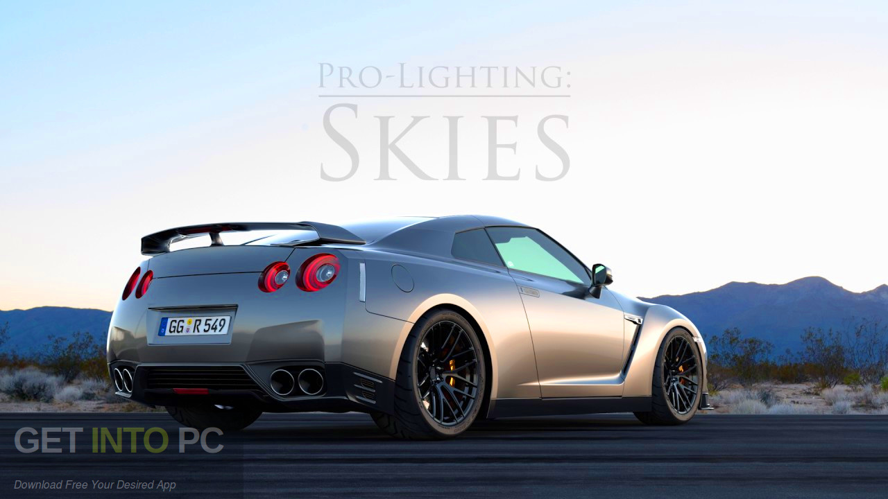 Pro Lighting Skies Ultimate for Blender Free Download-GetintoPC.com