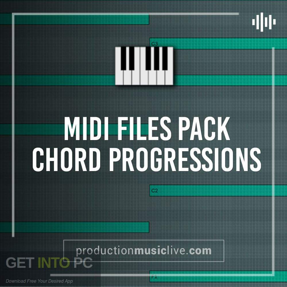 Production Music Live - MIDI Chord Progression Pack (MIDI) Direct Link Download-GetintoPC.com
