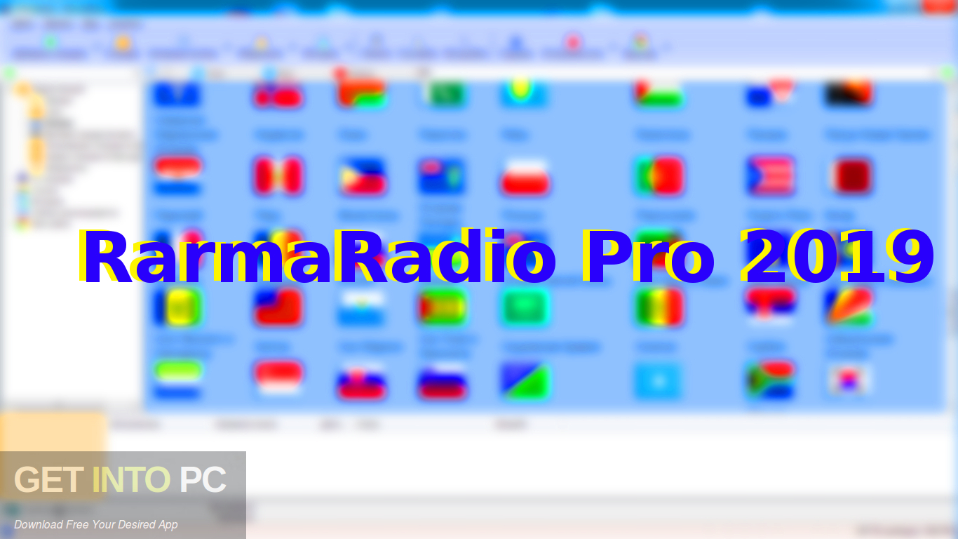 RarmaRadio Pro 2019 Free Download-GetintoPC.com