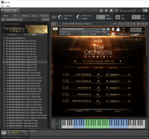 Sonuscore The Orchestra Complete (for Best Service) (KONTAKT) Offline Installer Download-GetintoPC.com