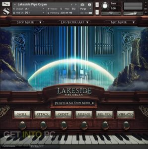 Soundiron Lakeside Pipe Organ (KONTAKT) Free Download-GetintoPC.com