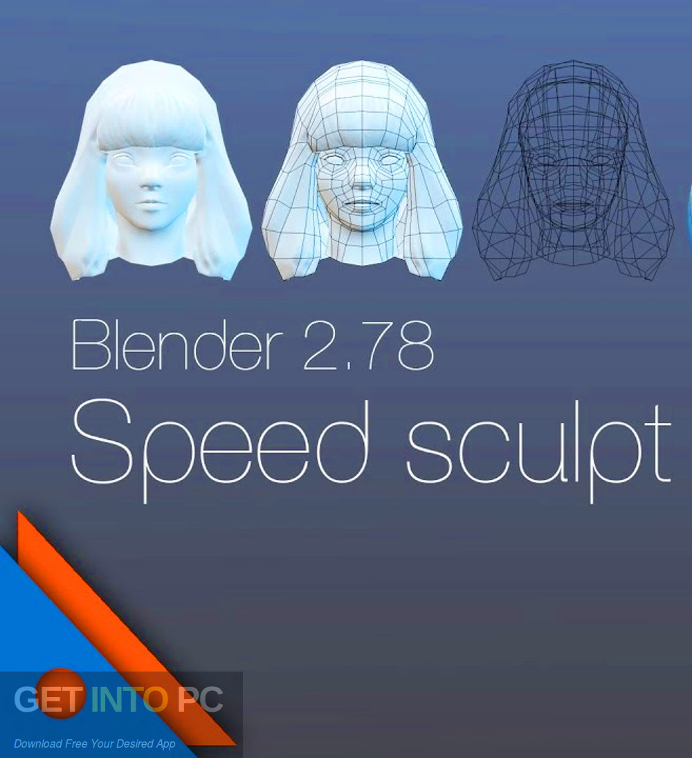 SpeedSculpt for Blender Free Download-GetintoPC.com