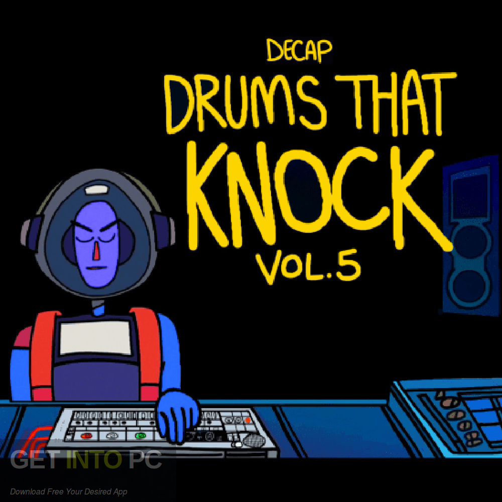 Splice Sounds - Decap Drums That Knock Vol. 5 Free Download-GetintoPC.com