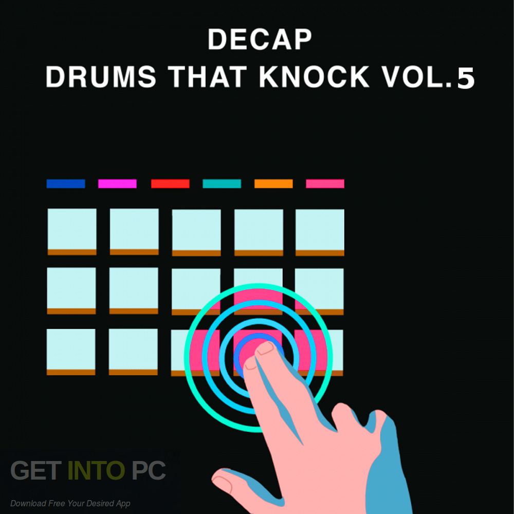 Splice Sounds - Decap Drums That Knock Vol. 5 Latest Version Download-GetintoPC.com