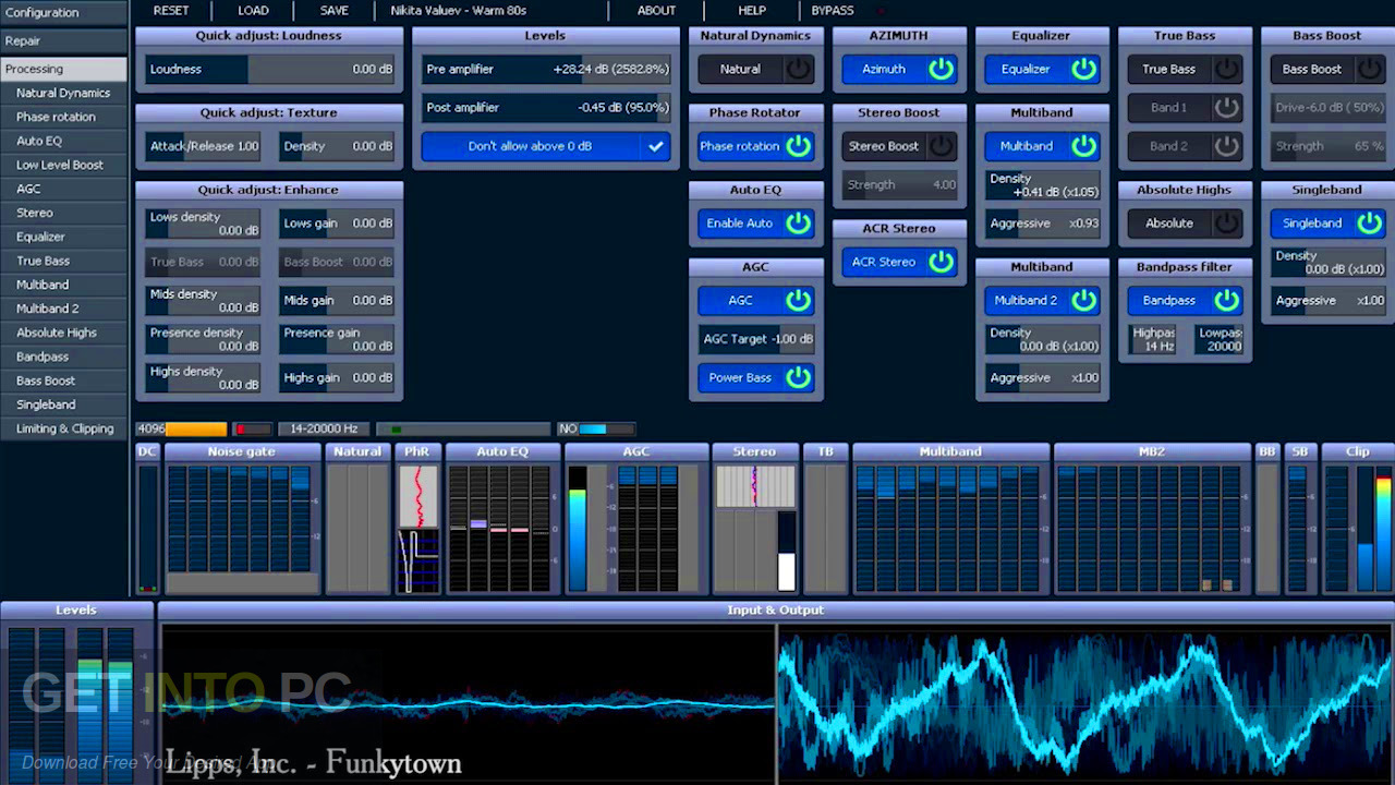 Stereo Tool 4. 01 + Plugin for Winamp 2009 Direct Link Download-GetintoPC.com