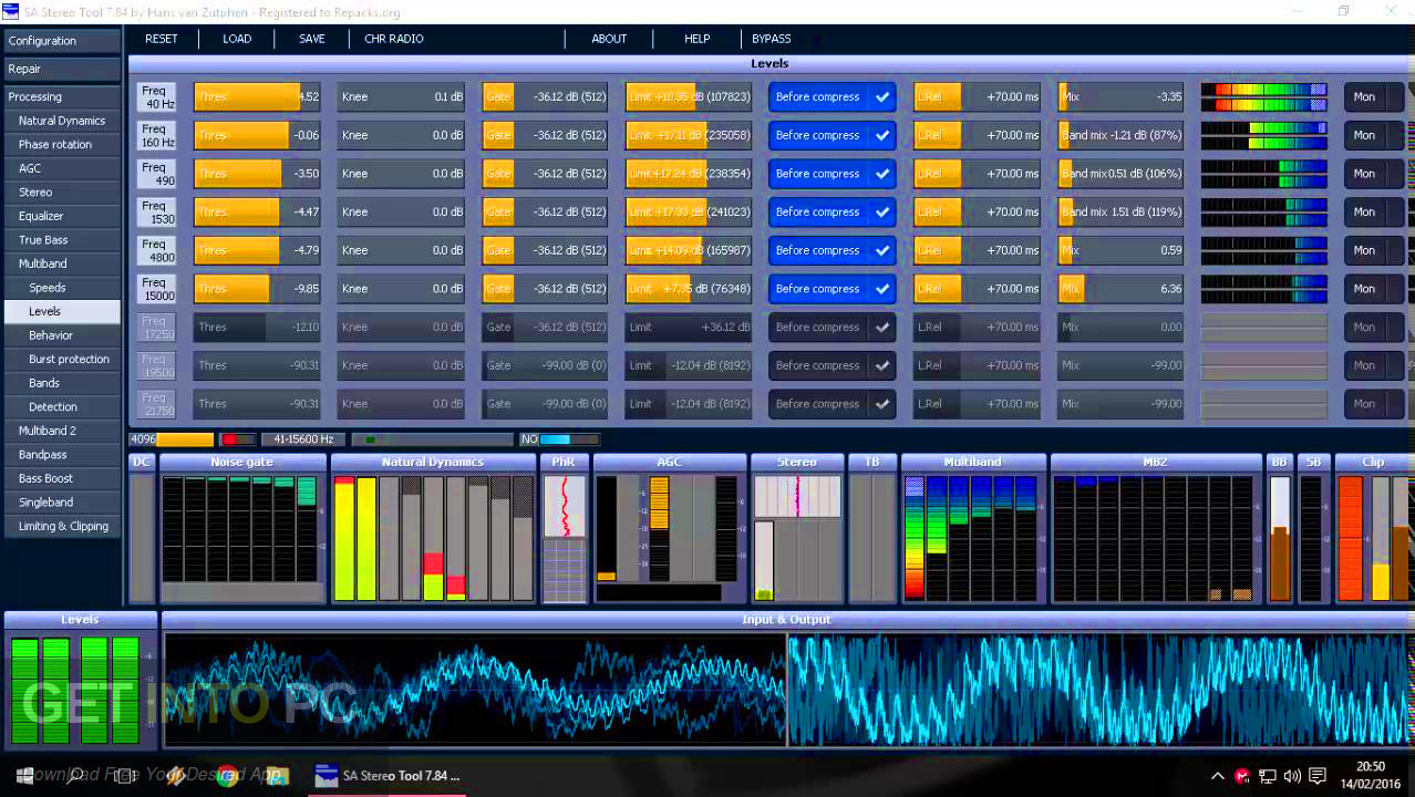 Stereo Tool 4. 01 + Plugin for Winamp 2009 Latest Version Download-GetintoPC.com