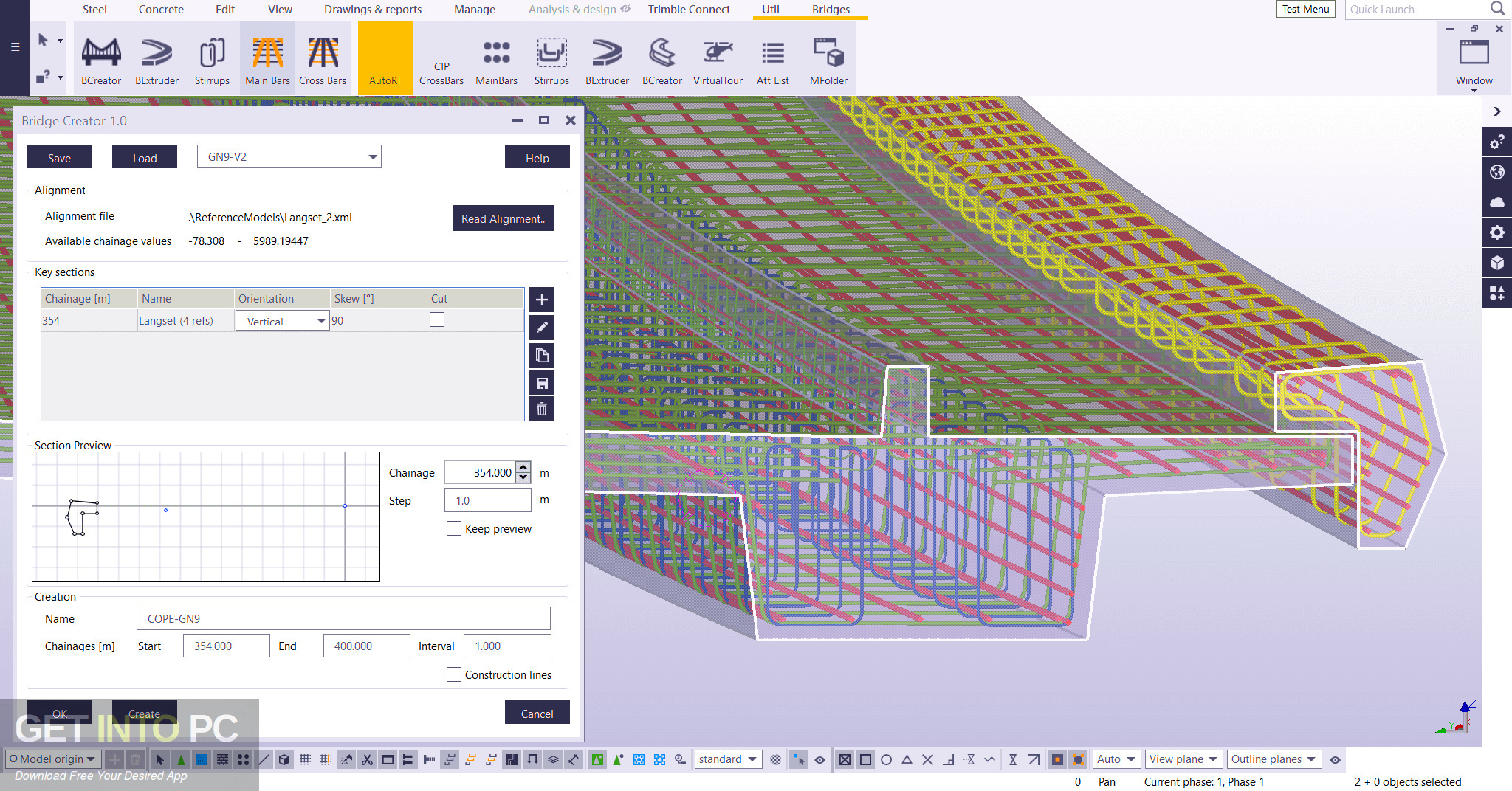 Tekla Structures 2019 SR1 + Environments Direct Link Download-GetintoPC.com
