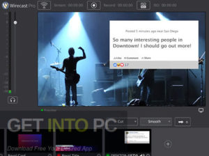 Telestream Wirecast Pro 2019 Offline Installer Download-GetintoPC.com