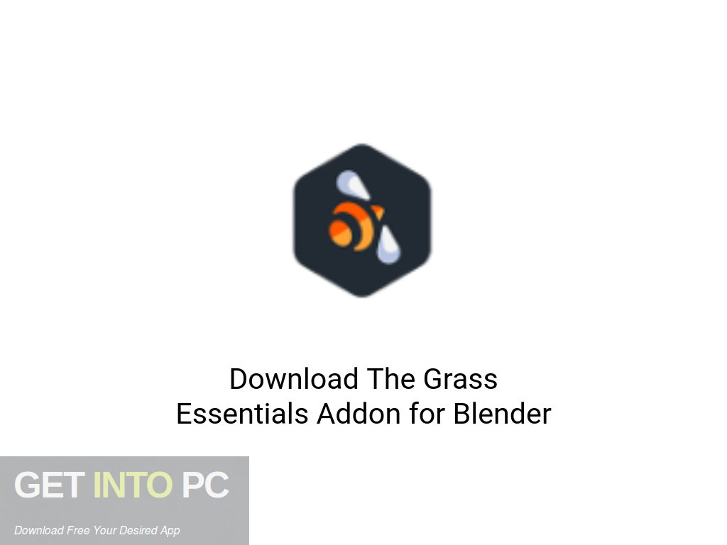 Download The Grass Essentials Addon for Blender