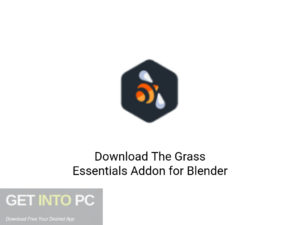 The Grass Essentials Addon for Blender Latest Version Download-GetintoPC.com