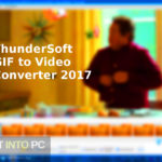 ThunderSoft GIF to Video Converter 2017 Free Download