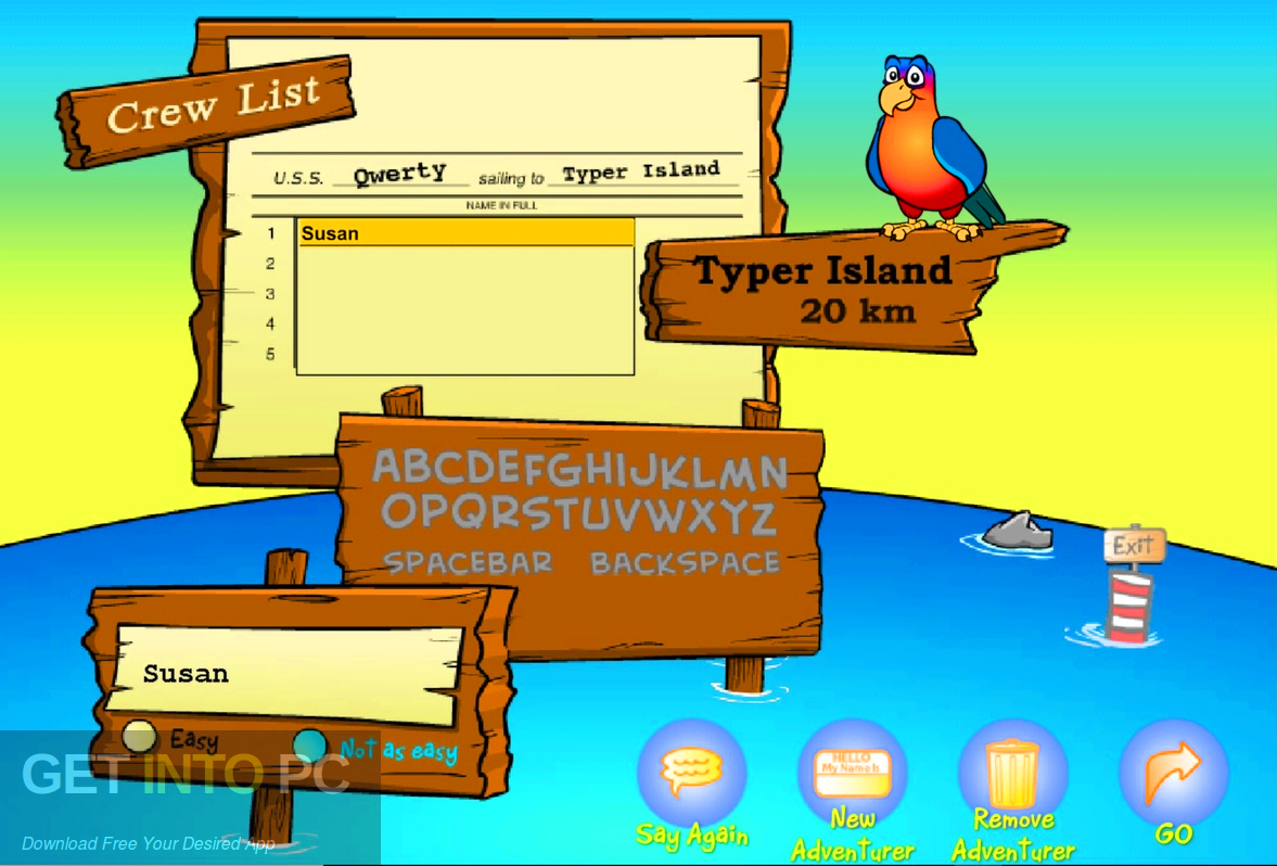 Typing Instructor for Kids Gold Edition 2019 Direct Link Download-GetintoPC.com
