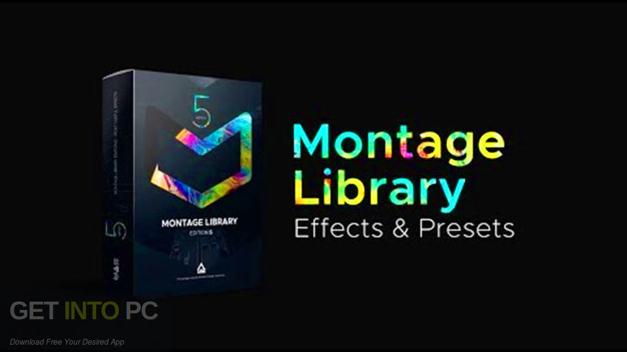 VideoHive - Montage Library - Most Useful Effects Free Download-GetintoPC.com