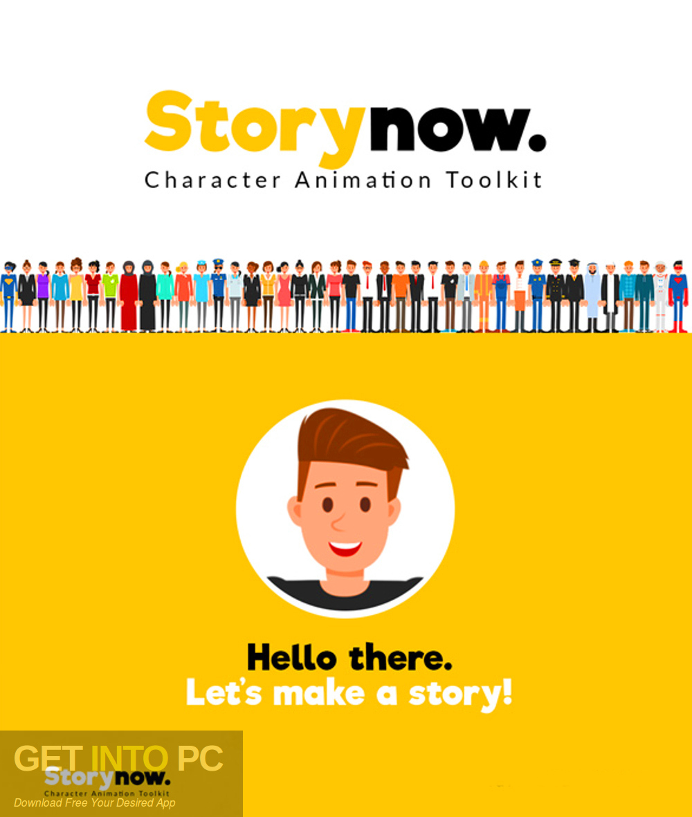 VideoHive - Story Now | Character Animation Explainer Toolkit Free Download-GetintoPC.com