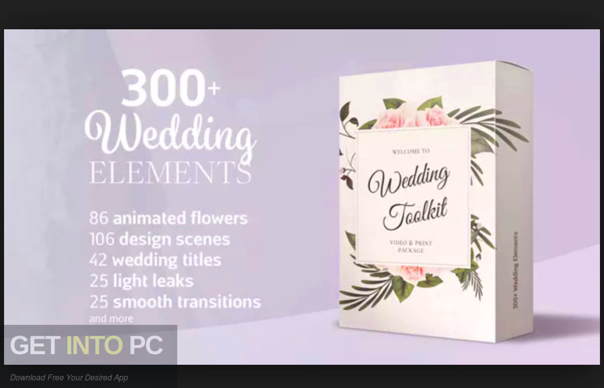 VideoHive - Wedding for After Effects Free Download-GetintoPC.com