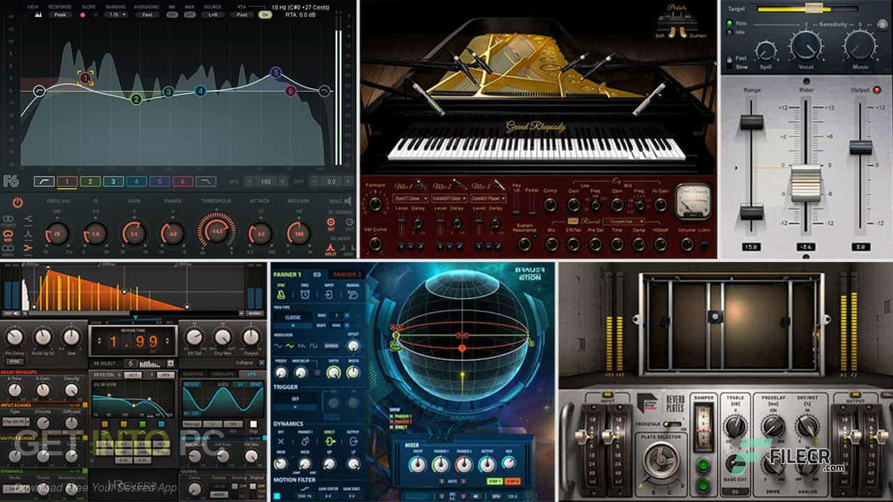 Waves 10 Complete Bundle 2019 Direct Link Download-GetintoPC.com