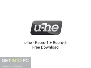 u-he - Repro-1 + Repro-5 Latest Version Download-GetintoPC.com