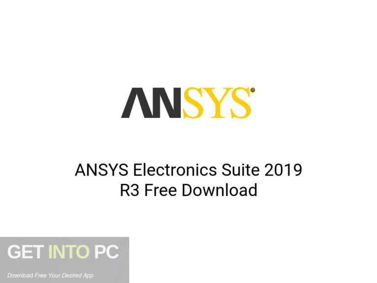 [PCソフト] ANSYS Electronics Suite 2019 R3