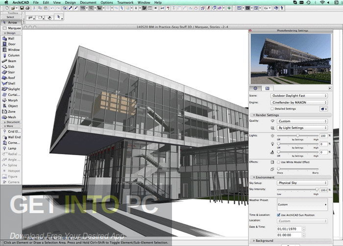 Cigraph, CADImage, plugins for ArchiCAD Direct Link Download
