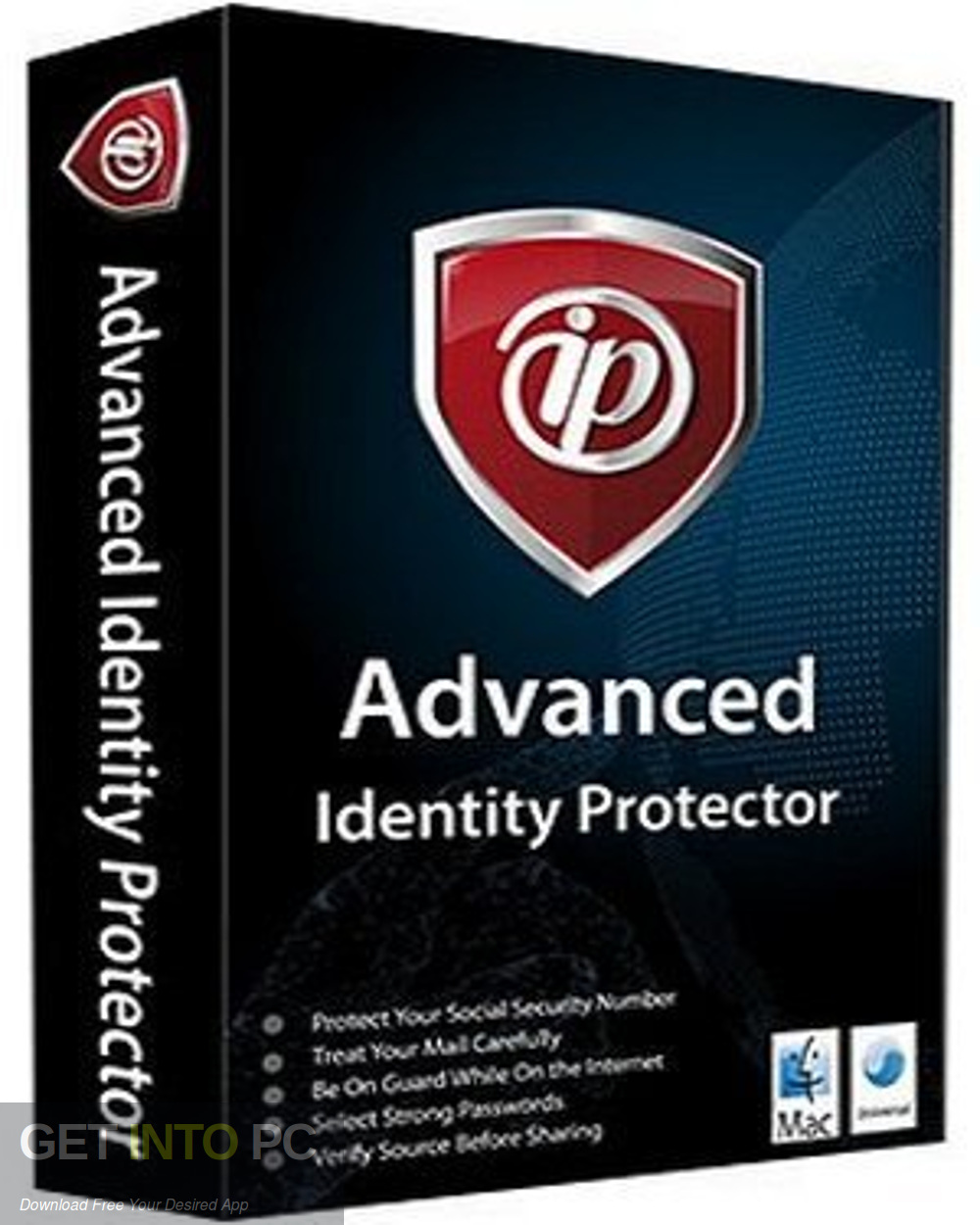 Advanced Identity Protector Free Download-GetintoPC.com