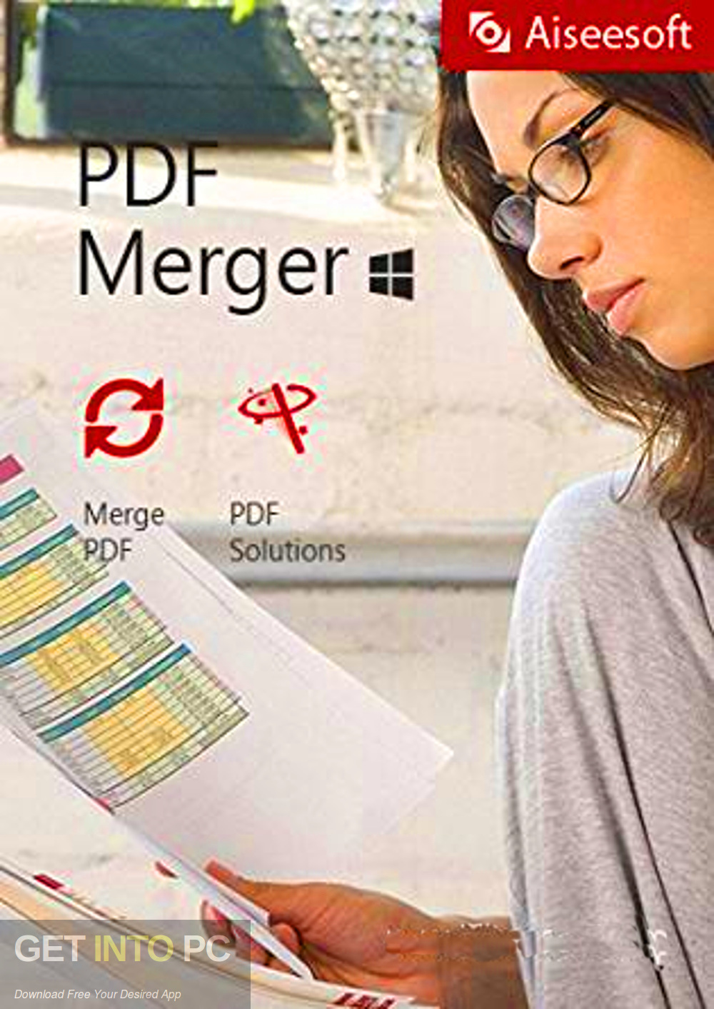 Aiseesoft PDF Merger Free Download-GetintoPC.com