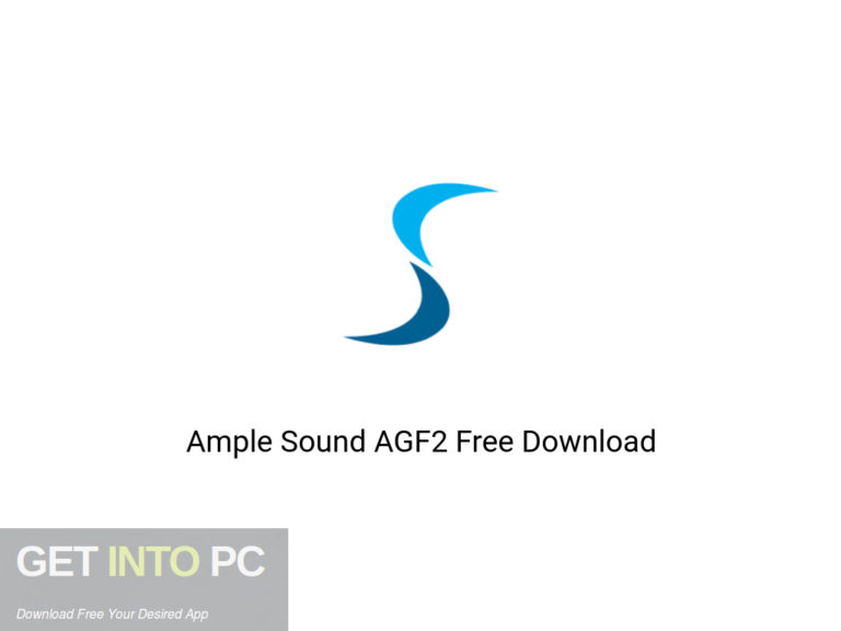 [PCソフト] Ample Sound AGF2