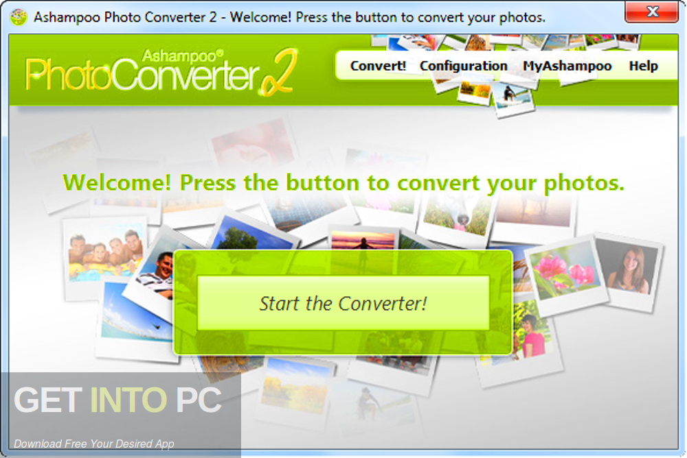 Ashampoo Photo Converter 2019 Offline Installer Download-GetintoPC.com