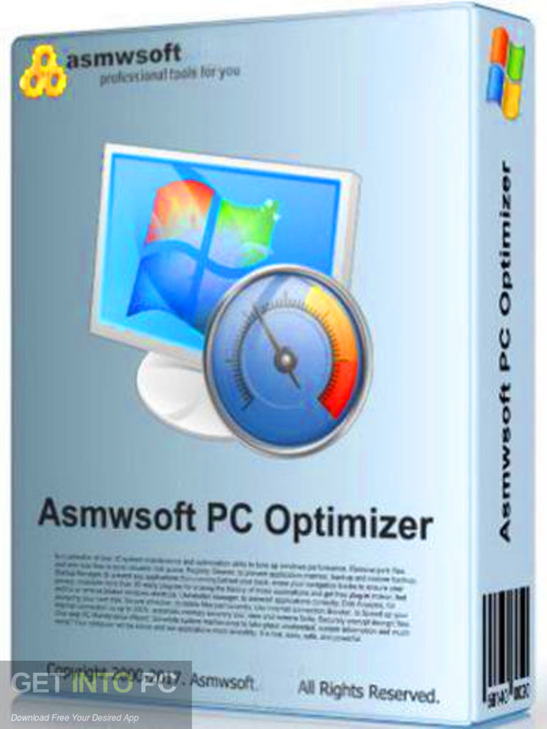 [PCソフト] Asmwsoft PC Optimizer 2019