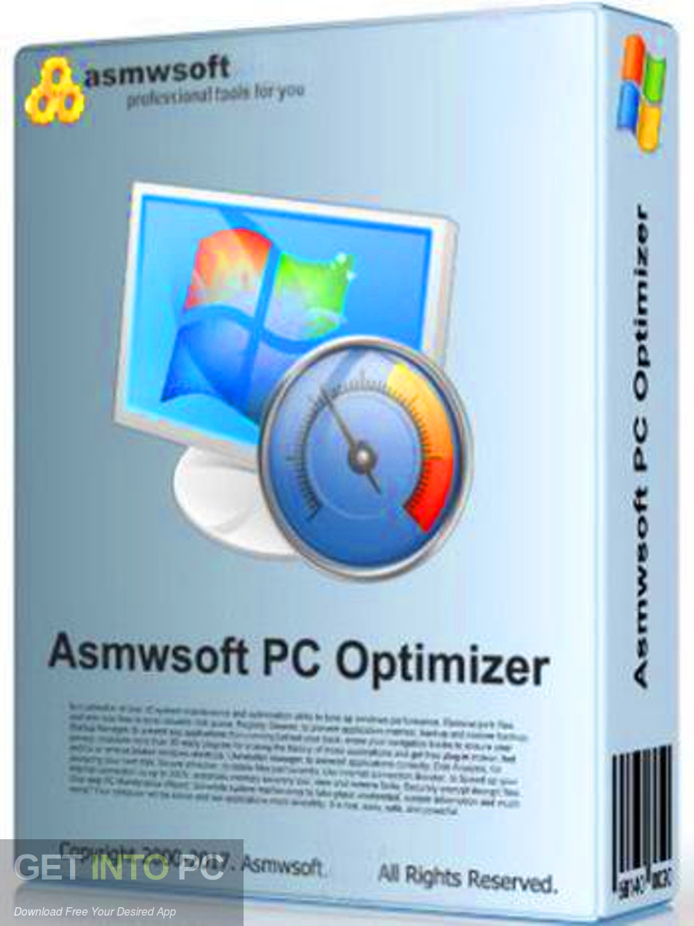 Asmwsoft PC Optimizer 2019 Free Download-GetintoPC.com