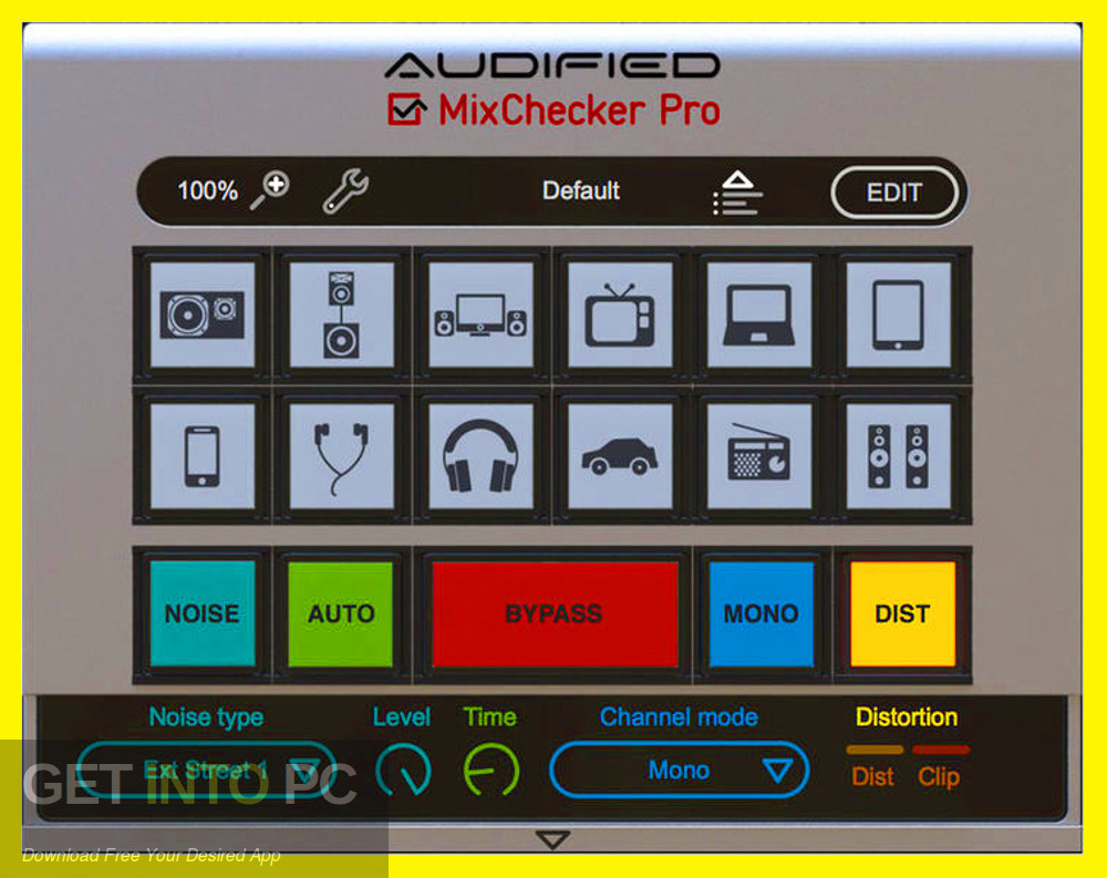 Audified - MixChecker Pro Direct Link Download-GetintoPC.com