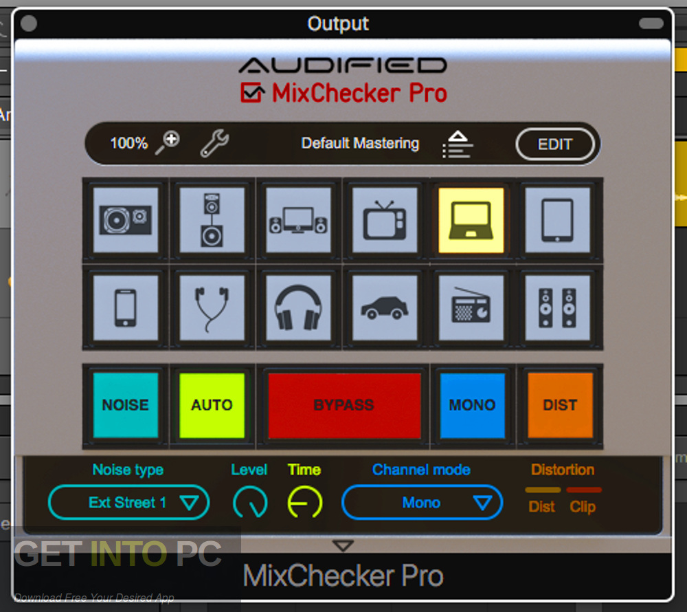 Audified - MixChecker Pro Latest Version Download-GetintoPC.com