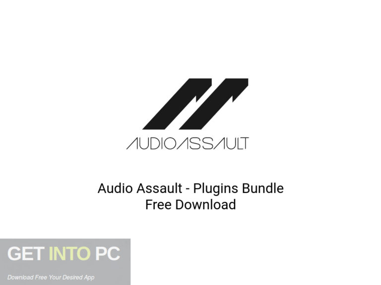 [PCソフト] Audio Assault – Plugins Bundle