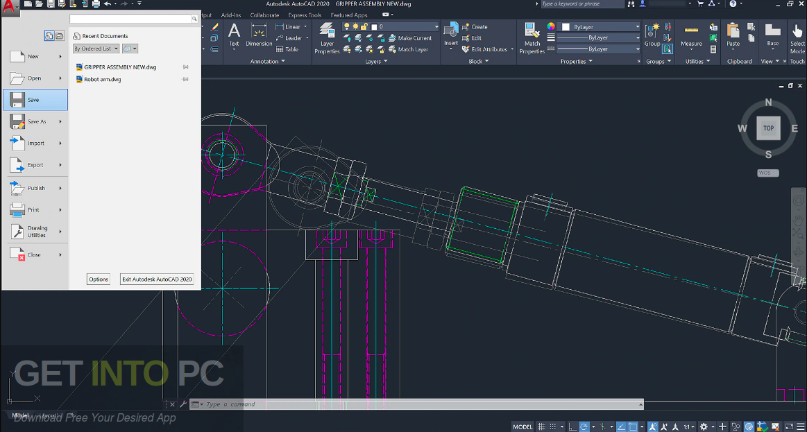 Autodesk AutoCAD LT 2021 Latest Version Download