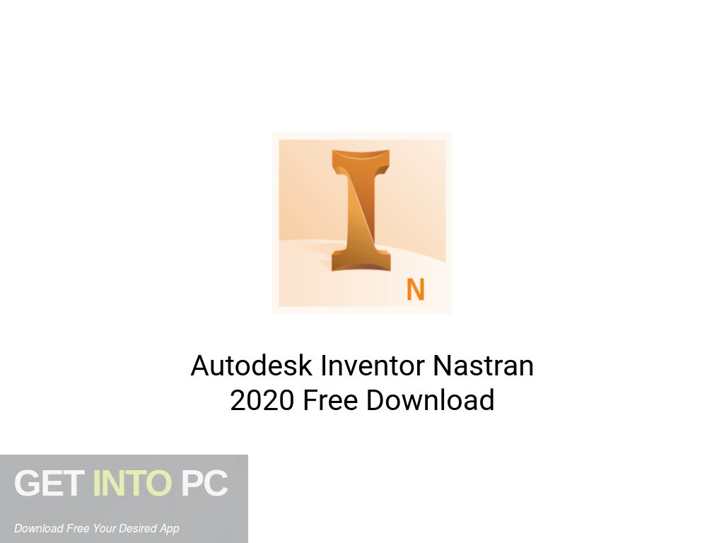 Autodesk Inventor Nastran 2020 Free Download