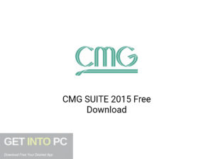 CMG SUITE 2015 Latest Version Download-GetintoPC.com