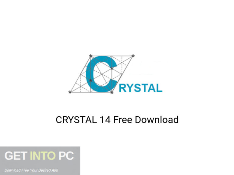 [PCソフト] CRYSTAL 14
