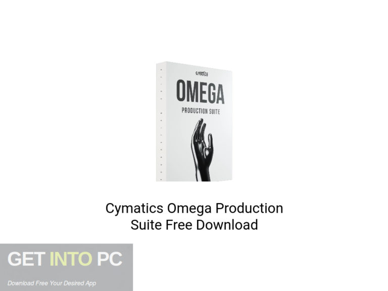 [PCソフト] Cymatics Omega Production Suite