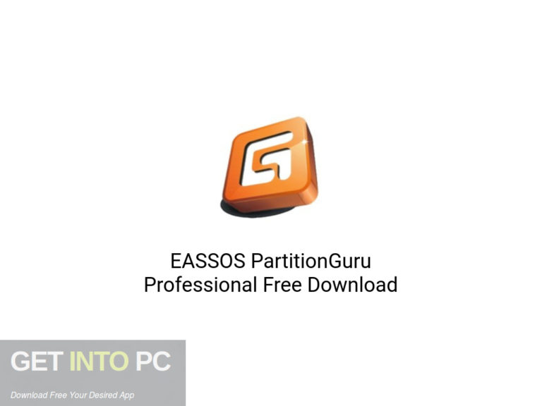 [PCソフト] EASSOS PartitionGuru Professional