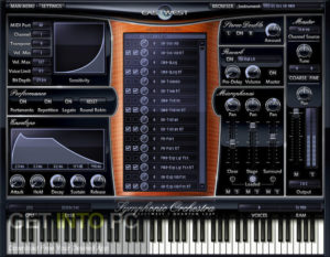 East West Symphonic Orchestra Silver Edition (KONTAKT) Free Download-GetintoPC.com